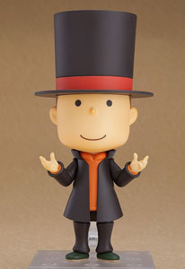 Photo du produit GOOD SMILE COMPANY FIGURINE NENDOROID PROFESSOR LAYTON Photo 2