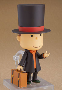 Photo du produit GOOD SMILE COMPANY FIGURINE NENDOROID PROFESSOR LAYTON Photo 3