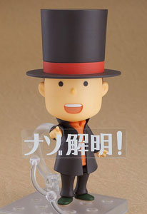 Photo du produit GOOD SMILE COMPANY FIGURINE NENDOROID PROFESSOR LAYTON Photo 4