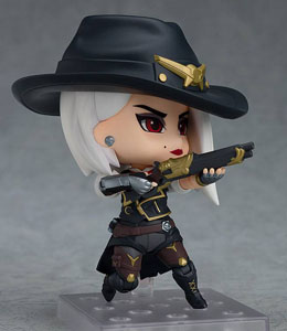 Photo du produit OVERWATCH FIGURINE NENDOROID ASHE CLASSIC SKIN EDITION 10 CM Photo 2