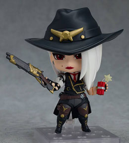 Photo du produit OVERWATCH FIGURINE NENDOROID ASHE CLASSIC SKIN EDITION 10 CM Photo 3