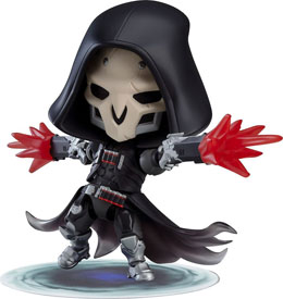 OVERWATCH FIGURINE NENDOROID REAPER CLASSIC SKIN EDITION 10 CM