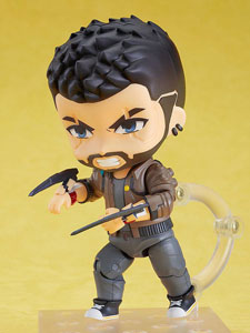 Photo du produit CYBERPUNK 2077 FIGURINE NENDOROID V MALE VER. 10 CM Photo 2