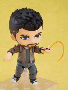 Photo du produit CYBERPUNK 2077 FIGURINE NENDOROID V MALE VER. 10 CM Photo 3