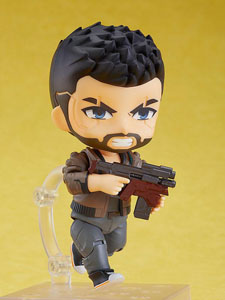 Photo du produit CYBERPUNK 2077 FIGURINE NENDOROID V MALE VER. 10 CM Photo 4