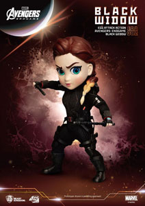 AVENGERS : ENDGAME EGG ATTACK FIGURINE BLACK WIDOW 17 CM
