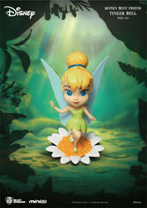 DISNEY BEST FRIENDS FIGURINE MINI EGG ATTACK TINKERBELL