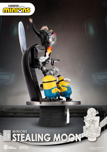 Photo du produit MINIONS DIORAMA PVC D-STAGE STEALING MOON 15 CM Photo 1
