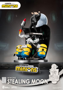 Photo du produit MINIONS DIORAMA PVC D-STAGE STEALING MOON 15 CM Photo 2