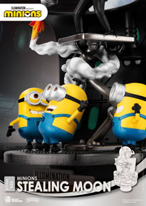 Photo du produit MINIONS DIORAMA PVC D-STAGE STEALING MOON 15 CM Photo 3