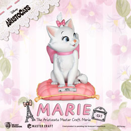 Photo du produit LES ARISTOCHATS STATUETTE MASTER CRAFT MARIE 33 CM Photo 1