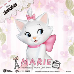 Photo du produit LES ARISTOCHATS STATUETTE MASTER CRAFT MARIE 33 CM Photo 2