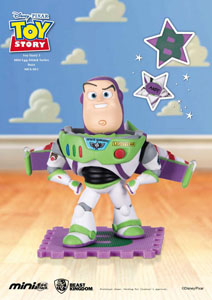 TOY STORY FIGURINE MINI EGG ATTACK BUZZ LIGHTYEAR 9 CM