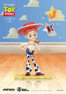 TOY STORY FIGURINE MINI EGG ATTACK JESSIE 9 CM