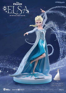 LA REINE DES NEIGES STATUETTE MASTER CRAFT 1/4 ELSA OF ARENDELLE 45 CM