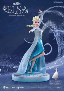 Photo du produit LA REINE DES NEIGES STATUETTE MASTER CRAFT 1/4 ELSA OF ARENDELLE 45 CM Photo 1