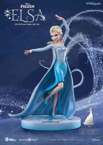 Photo du produit LA REINE DES NEIGES STATUETTE MASTER CRAFT 1/4 ELSA OF ARENDELLE 45 CM Photo 2