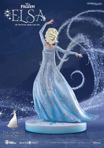 Photo du produit LA REINE DES NEIGES STATUETTE MASTER CRAFT 1/4 ELSA OF ARENDELLE 45 CM Photo 3