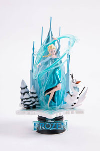 LA REINE DES NEIGES DIORAMA PVC D-SELECT EXCLUSIVE