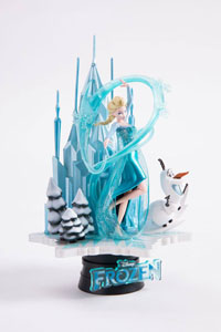Photo du produit LA REINE DES NEIGES DIORAMA PVC D-SELECT EXCLUSIVE Photo 2