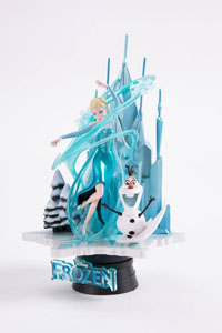 Photo du produit LA REINE DES NEIGES DIORAMA PVC D-SELECT EXCLUSIVE Photo 3