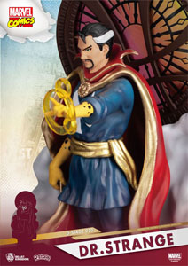 Photo du produit MARVEL COMICS DIORAMA PVC D-STAGE DR. STRANGE 16 CM Photo 3
