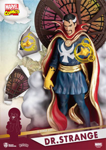 Photo du produit MARVEL COMICS DIORAMA PVC D-STAGE DR. STRANGE 16 CM Photo 4