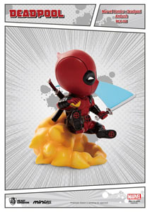 Photo du produit MARVEL COMICS FIGURINE MINI EGG ATTACK DEADPOOL AMBUSH 9 CM Photo 1