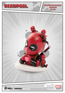 Photo du produit MARVEL COMICS FIGURINE MINI EGG ATTACK DEADPOOL DAY DREAM 6 CM Photo 1