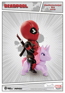 Photo du produit MARVEL COMICS FIGURINE MINI EGG ATTACK DEADPOOL PONY 9 CM Photo 1