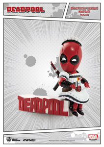 Photo du produit MARVEL COMICS FIGURINE MINI EGG ATTACK DEADPOOL SERVANT 9 CM Photo 1