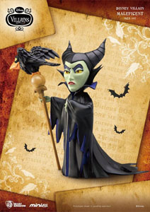 DISNEY VILLAINS FIGURINE MINI EGG ATTACK MALEFICENT