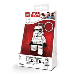Photo du produit LEGO STAR WARS PORTE-CLÉS LUMINEUX STORMTROOPER 6 CM Photo 1
