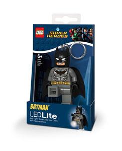 Photo du produit LEGO SUPER HEROES PORTE-CLÉS LUMINEUX BATMAN 6 CM Photo 1