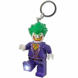 Photo du produit MINI LAMPE DE POCHE LEGO BATMAN MOVIE JOKER AVEC CHAINETTE  Photo 1