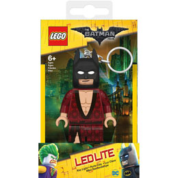 MINI LAMPE DE POCHE LEGO BATMAN MOVIE KIMONO BATMAN