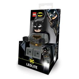 LEGO SUPER HEROES LAMPE DE POCHE BATMAN 13 CM