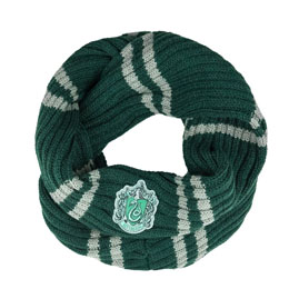 HARRY POTTER ECHARPE INFINIE SLYTHERIN
