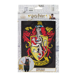 Photo du produit HARRY POTTER TABLIER GRYFFINDOR Photo 1