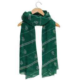 HARRY POTTER FOULARD SLYTHERIN