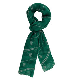 Photo du produit HARRY POTTER FOULARD SLYTHERIN Photo 2
