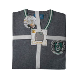 Photo du produit HARRY POTTER SWEATER SLYTHERIN Photo 1