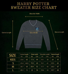 Photo du produit HARRY POTTER SWEATER SLYTHERIN Photo 4