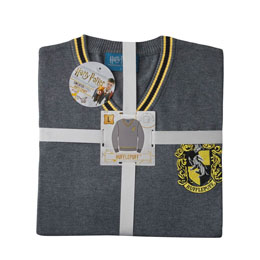 Photo du produit HARRY POTTER SWEATER HUFFLEPUFF Photo 1