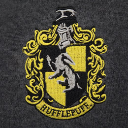 Photo du produit HARRY POTTER SWEATER HUFFLEPUFF Photo 3