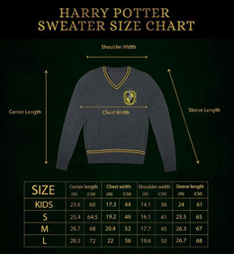 Photo du produit HARRY POTTER SWEATER HUFFLEPUFF Photo 4