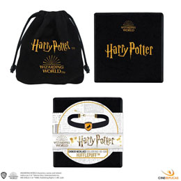 Photo du produit HARRY POTTER PENDENTIF ET COLLIER HUFFLEPUFF Photo 1