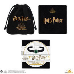 Photo du produit HARRY POTTER PENDENTIF ET COLLIER SLYTHERIN Photo 1