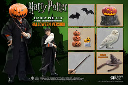 Photo du produit HARRY POTTER MY FAVOURITE MOVIE FIGURINE 1/6 HARRY POTTER (CHILD) HALLOWEEN LIMITED EDITION 25 CM Photo 2