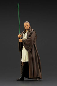 Photo du produit STAR WARS EPISODE I STATUETTE PVC ARTFX+ 1/10 QUI-GON JINN 19 CM Photo 1